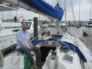 Lymington to Poole