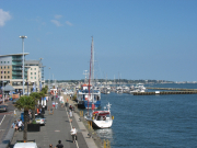 Lymington to Poole
