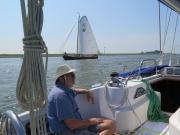 Skutsje sailing