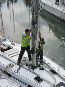 Mast up 2012