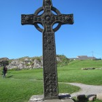 High Cross at Iona Abbey