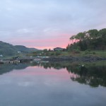 Early morning in Loch Feochan
