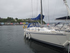 Moored in Tobermory