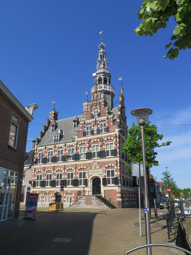 Stadthuis at Franeker