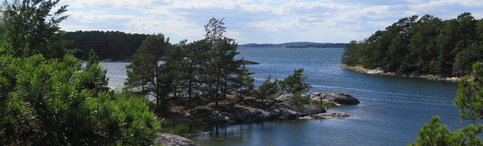 Nudging to Nåttarö