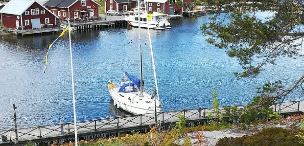 Bobbing to Bönhamn