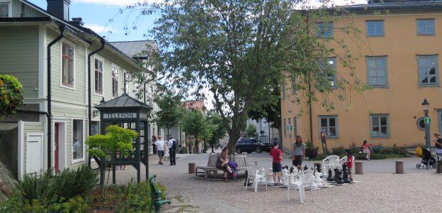 Vexing Vaxholm