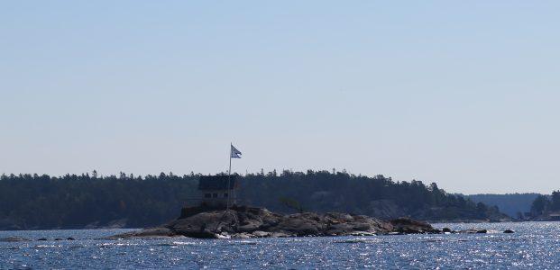 Nämdö via Sandhamn