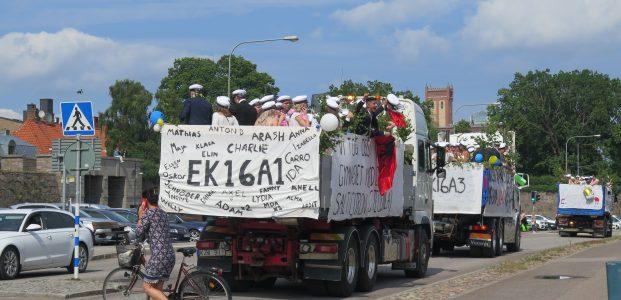 Kalmar to Kristianopel