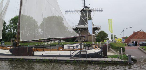Delfzijl to the Lauwersmeer